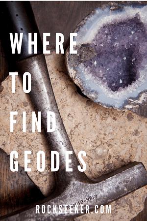 where to find geodes