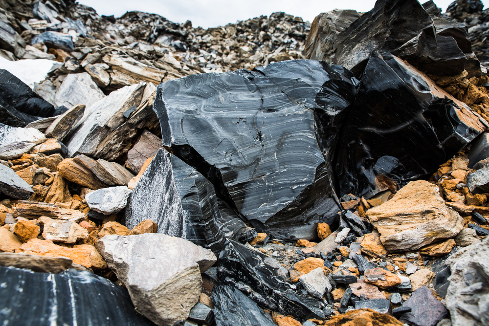 where to find obsidian